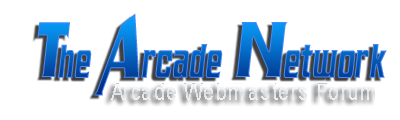 The Arcade Network | Arcade Webmasters Forum