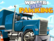 Winter Truck Parking